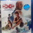 XXX RETURN OF XANDER CAGE Vin Diesel Donnie Yen Blu-ray Multi Language Multi Sub