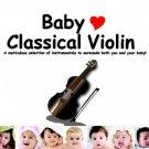 Baby Love Classical Violin (2CD)