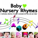 Baby Love Nursery Rhymes (2CD)