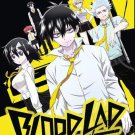DVD Blood Lad Complete TV Series Vol.1-10End Japanese Anime English Sub