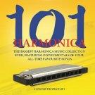 101 Harmonica (6-CD)