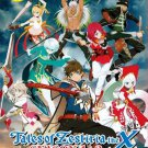 DVD Tales of Zestiria The X Season 1-2 Japanese Anime Region All English Dubbed