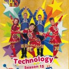 DVD Hi-5 Season 15 Vol.2 Technology 5 Episodes Australia Series Region All