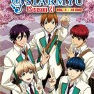DVD ANIME Star-Myu Season 2 Vol.1-12End High School Star Musical English Sub
