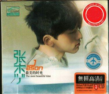 Jason Zhang Te Most Beautiful Time + Greatest Hits 张� ����� 3CD