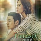 DVD FantastiC 夕陽戀歌 Korean Drama TV Series Joo Sang-wook English Sub