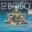 DJ BOBO Ultimate Collectors 3CD Fantasy + Greatest Hits + Megamix Asia Edition