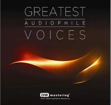 Greatest Audiophile Voices 2CD Jazz Bossa Nova DW Mastering 24bit 96kHz