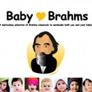 Baby Love Brahms (CD)