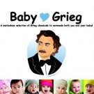 Baby Love Grieg (2CD)
