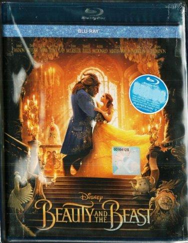 Disney Beauty And The Beast Blu-ray Multi Language Multi Sub