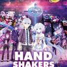 DVD ANIME Hand Shakers Vol.1-12End Complete TV Series Region All English Sub