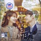 Tomorrow With You 明天和你 Korean TV Drama Series Romance Fantasy English Sub