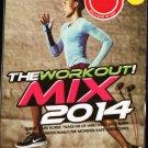 The Workout! Mix 2014 - Timber Dark Horse Wake me up Burn 2CD