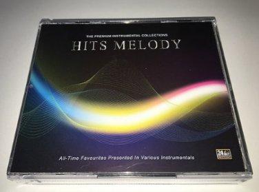 Hits Melody - various instruments (4CD)