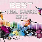 Best Thai Dance 2013 + Non-Stop Mix DJ Tee Red Beat 3CD 60 Dance Hits