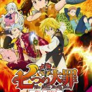 DVD The Seven Deadly Sins Season 1-2 English Dub 2 OVA Nanatsu no Taizai Eng Sub