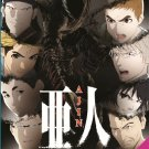 DVD ANIME Ajin Demi-Human Season 1-2 TV Series English Dub + 3 OVA English Sub