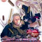 DVD ANIME Jormungand Complete TV Series Season 1-2 English Sub + Soundtrack CD