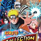 DVD Naruto The Movie Collection Box Set Naruto Shippuden Anime English Dubbed