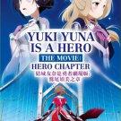 DVD Yuki Yuna Is A Hero Movie Hero Chapter Japanese Anime Region All English Sub