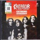 Kreator Extreme Aggression CD New Malaysia Release German Thrash Metal Band