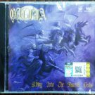 Ouija ‎Riding Into The Funeral Paths CD Malaysia Release Spain Black Metal Band