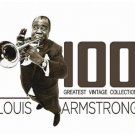 Louis Armstrong 100 Greatest Vintage Collection (4CD)