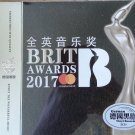 BRIT AWARDS 2017 全英音乐奖 (German Vinyl Records 3CD)