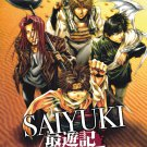 DVD Saiyuki Reload Blast Vol.1-12End Japanese Anime Region All English Sub