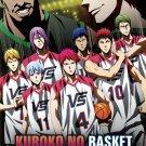 DVD Kuroko no Basket Last Game Gekijouban Kuroko no Basuke Anime Movie Eng Sub