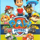 PAW Patrol Episode 1-13 DVD NEW Canadian Animated Children Cartoon TV Series