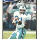 1987 Topps #265 Timmy Newsome Dallas Cowboys