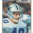 1987 Topps #270 Bill Bates Dallas Cowboys