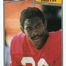 1987 Topps #122 Don Griffin San Francisco 49ers