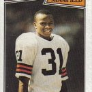 1987 Topps #92 Frank Minnifield Cleveland Browns