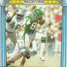 1987 Topps 1000 Yard Club #22 Wesley Walker New York Jets