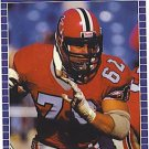 1989 Pro Set #9 Bill Fralic Atlanta Falcons