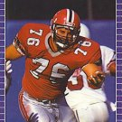 1989 Pro Set #10 Mike Gann Atlanta Falcons
