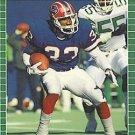 1989 Pro Set #20 Ronnie Harmon Buffalo Bills