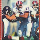 1989 Pro Set #27 Fred Smerlas Buffalo Bills