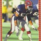 1989 Pro Set #31 Darryl Talley Buffalo Bills