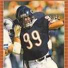 1989 Pro Set #41 Dan Hampton Chicago Bears