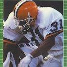 1989 Pro Set #82 Frank Minnifield Cleveland Browns