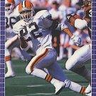 1989 Pro Set #85 Felix Wright Cleveland Browns