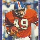1989 Pro Set #111 Dennis Smith Denver Broncos