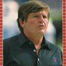 1989 Pro Set #154 Jerry Glanville Houston Oilers