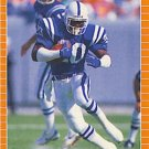 1989 Pro Set #155 Albert Bentley Indianapolis Colts