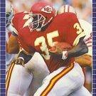 1989 Pro Set #176 Christian Okoye Kansas City Chiefs