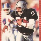 1989 Pro Set #185 Bo Jackson Los Angeles Raiders
